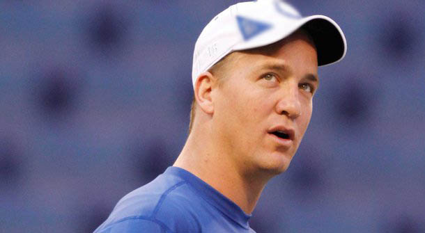 Peyton Manning, a Colt No More