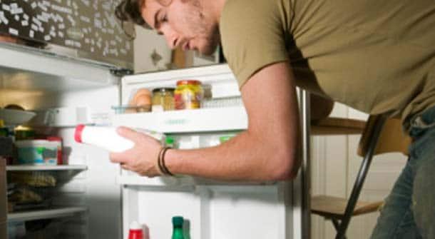Healthy Fridge Essentials Food Choice