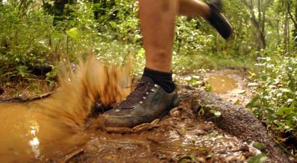 Adventure Mud Run Training
