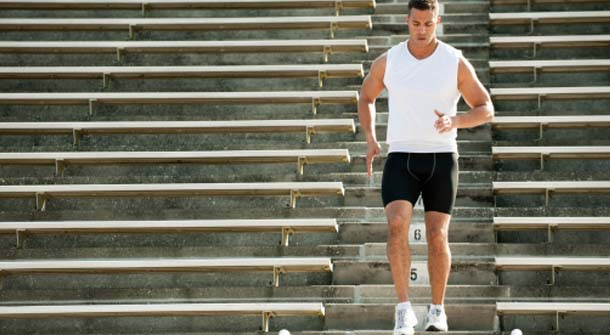 Outdoor Workouts - Get out of the Gym