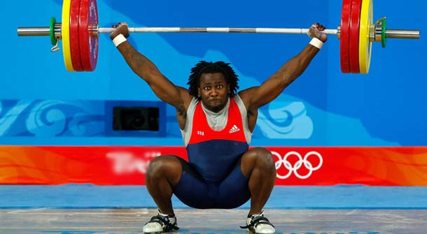 The 2012 Summer Olympics - Weightlifting for the Gold