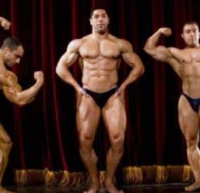 Bodybuilding Show Pre-judging and the Night Show