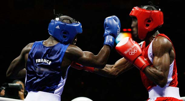The 2012 Summer Olympics - Boxing