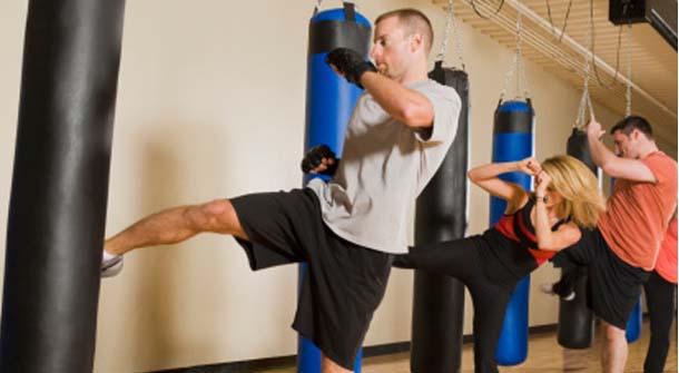 Fitness Classes for Men