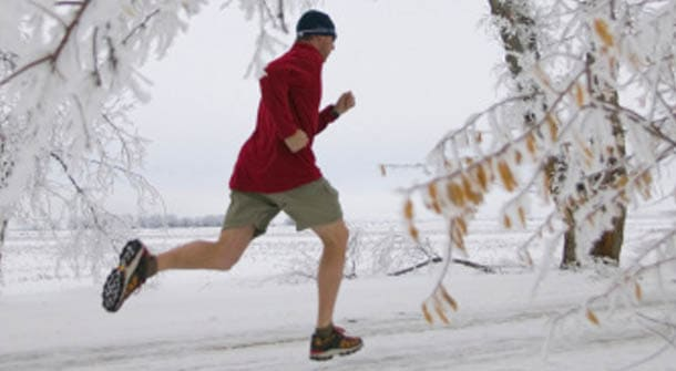 Cold Weather Workouts