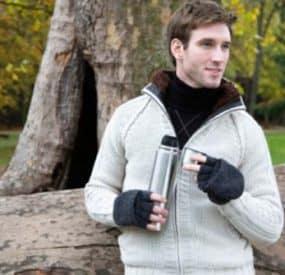 Winter Fashion Gloves for Men