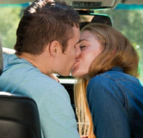 How to Give the Perfect First Kiss