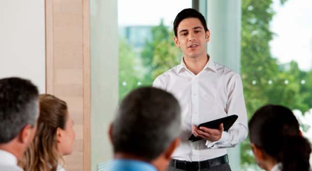 Five Ways to Be a Better Public Speaker