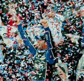 Jimmie Johnson Wins Daytona 500