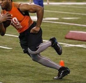 NFL Combine is Underway in Indianapolis