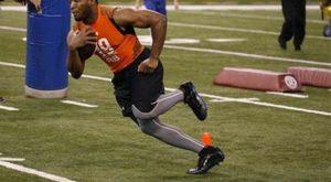 NFL Combine is Underway in Indianapolis