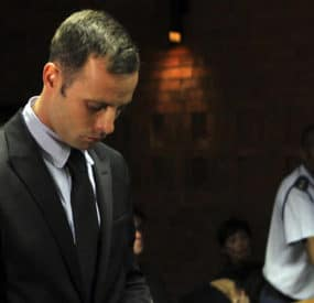 "South Africa's ""Blade Runner"" Oscar Pistorius Charged With Murder"