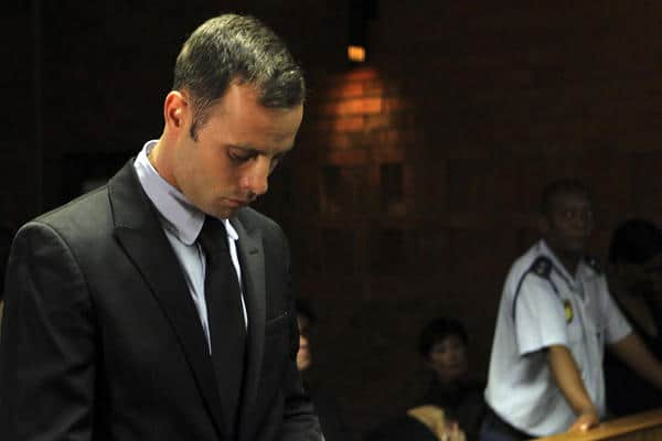 """South Africa's """"Blade Runner"""" Oscar Pistorius Charged With Murder"""