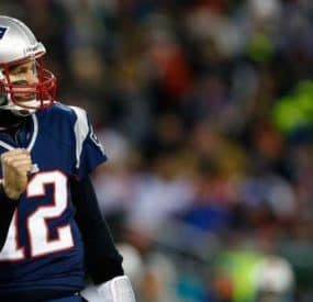 Tom Brady Inks Extension with Patriots