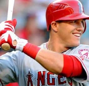 AL Rookie of the Year Mike Trout to Earn $20K Over Mininimum