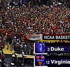 NCAA Basketball - Virginia Beats Duke, Latest in Upset Week