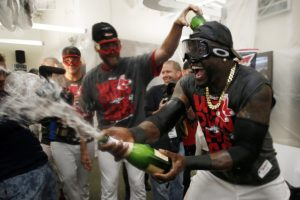 Spirit of Boston Lifts Red Sox to Win