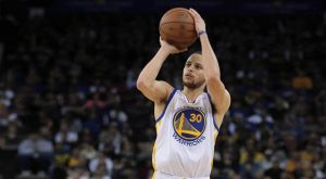 Stephen Curry Breaks NBA Record; Anthony Wins Scoring Title