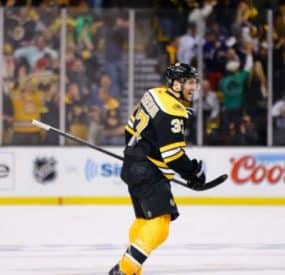 Bergeron Leads Thrilling Comeback, Boston Bruins Advance in NHL Playoffs