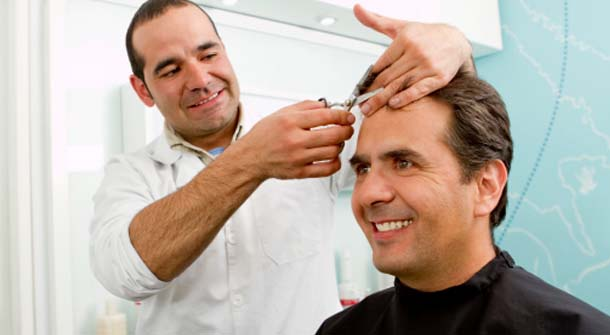 Business Haircuts for Men