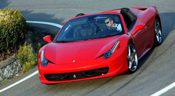 Exotic Cars That All Men Dream About