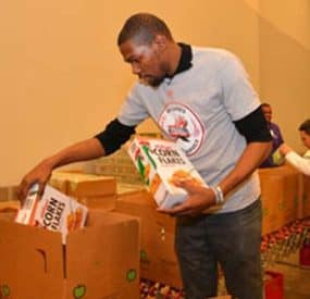 In Wake Of Oklahoma Tragedy, Kevin Durant Steps Up