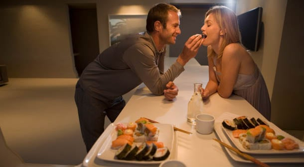 Planning the Perfect at Home Date