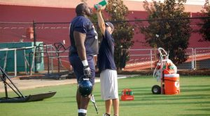 Rams Sign Huge Rookie Lineman Terrell Brown