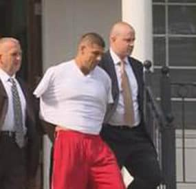 Aaron Hernandez Arrested On Charges Of First Degree Murder