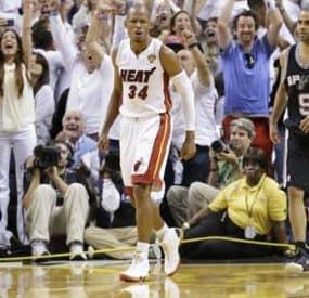 Allen, James Save Miami Heat In Epic Game 6