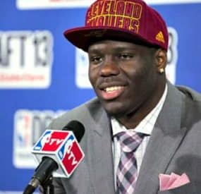 Cavs Take UNLV's Anthony Bennett With No. 1 Pick