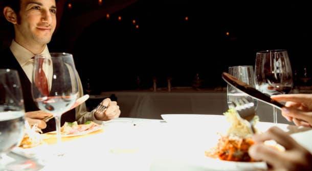 Dinner Etiquette for Men