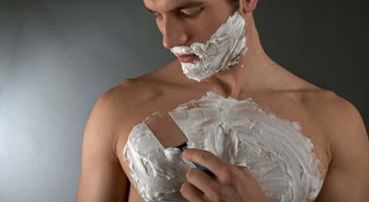 Body Hair Grooming for Men