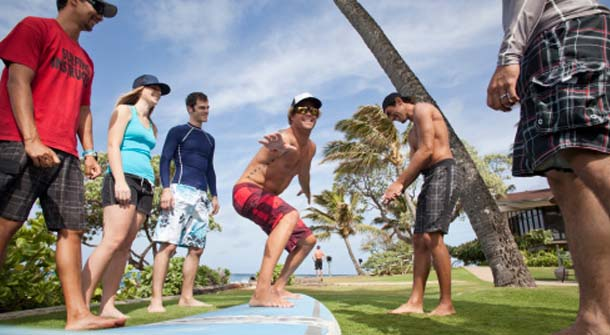 Surf Camp 101 - The Basics of How to Surf
