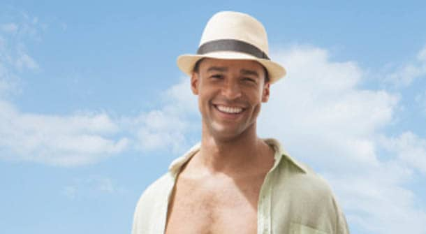 Wear Your Hat Like a Man