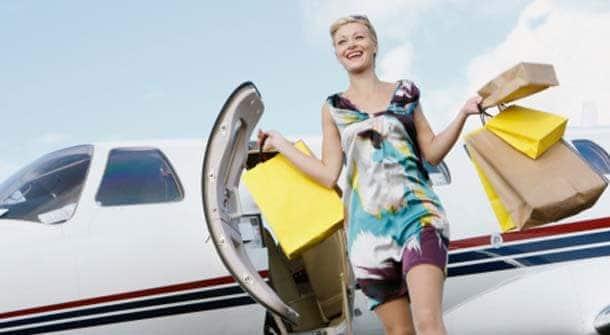 How to Meet a Rich Woman