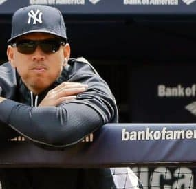 A-Rod Suspension Should Be Announced Monday