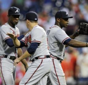 Atlanta Braves Extend Win Streak To 13
