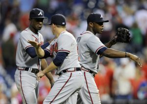 Atlanta Braves Extend Win Streak To 13