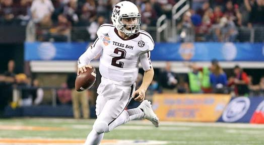 Johnny Manziel Suspended By NCAA…For A Half
