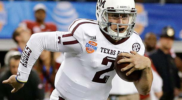 Johnny Manziel Under Investigation By The NCAA
