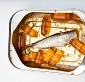 Fish Oil and Prostate Cancer