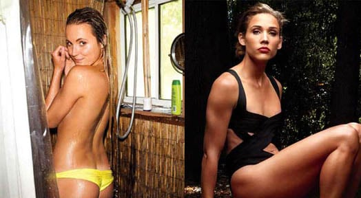 Top 10 Sexiest Female Athletes On and Off the Game