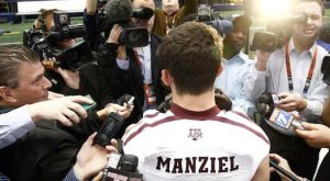 More Troubles For Johnny Football