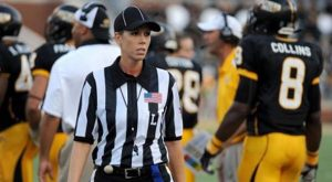 NFL May Have First Female Official