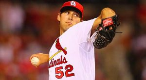 Cardinals Pitcher Michael Wacha Loses No-Hitter In Ninth