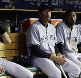 Detroit Tigers Clinch 3rd Straight; Yankees Out