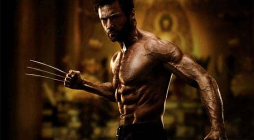 Celebrity Muscle Gain for Movie Roles