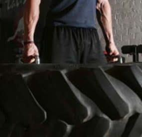 The Strongman Workout