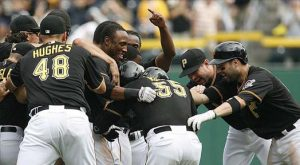 Pittsburgh Pirates Drought Over, Playoff Berth Clinched